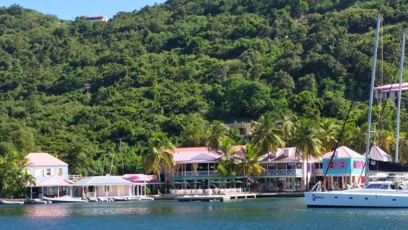 Soper's Hole Tortola