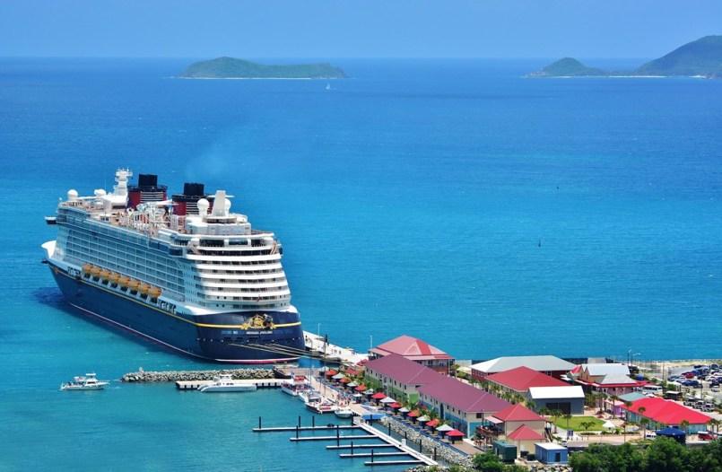 Tortola British Virgin Islands Cruise Port