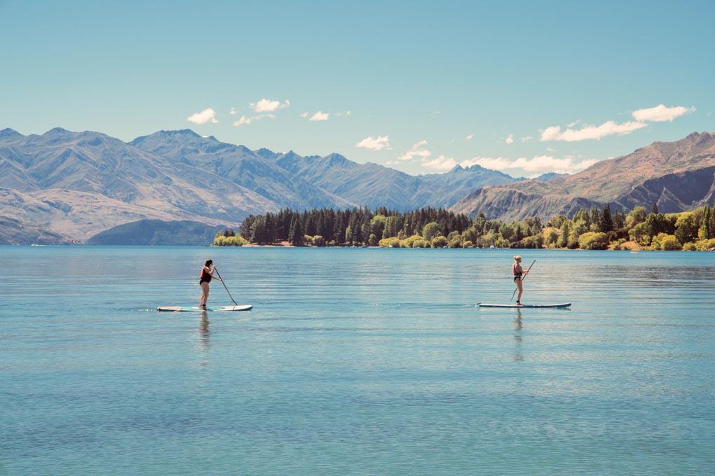 Visit Wanaka in Otago in South Island