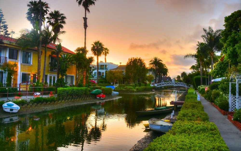 Explore Venice in Los Angeles