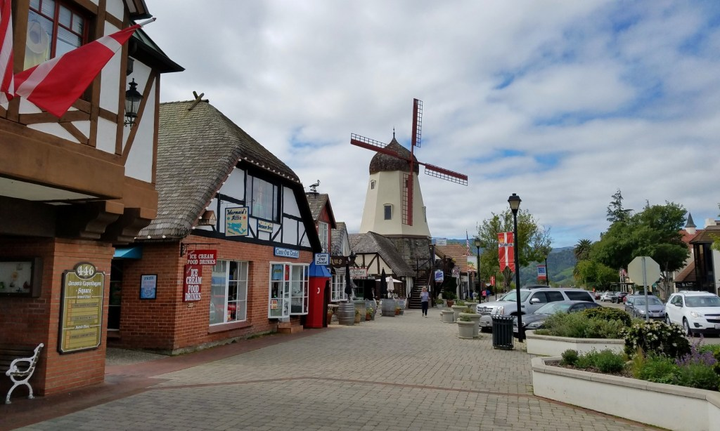 Get a European Tour in Solvang