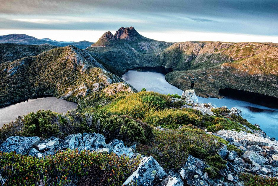 Mount Campbell Tasmania Australia