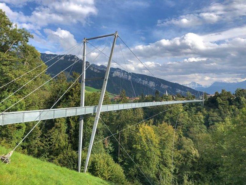 Panoramabrücke Sigiriswil