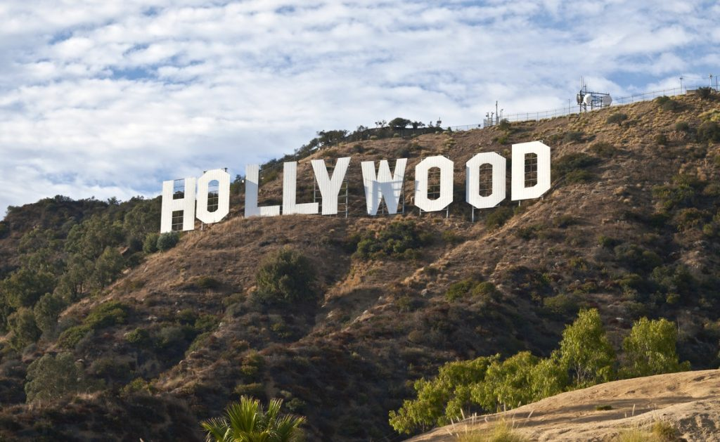 Visit Hollywood Sign Things to do in California