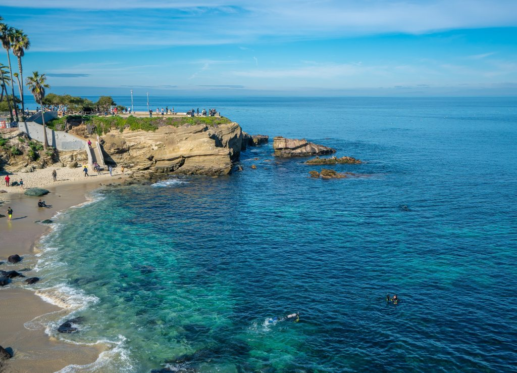 Visit La Jolla, Things to do in California