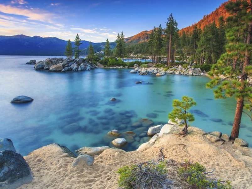 Visit Lake Tahoe in California