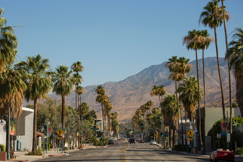 Visit Palm Springs in California