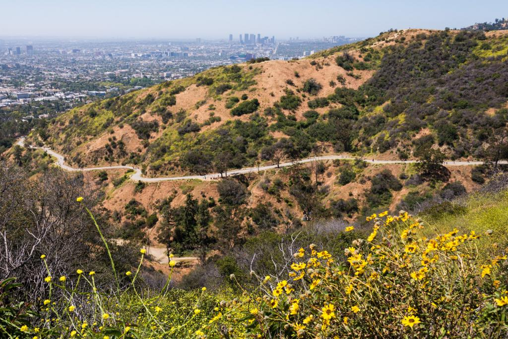 Visit Runyon Canyon Park things to do in California