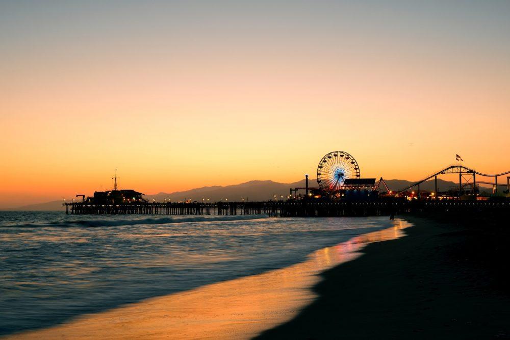 Visit Santa Monica State Beach