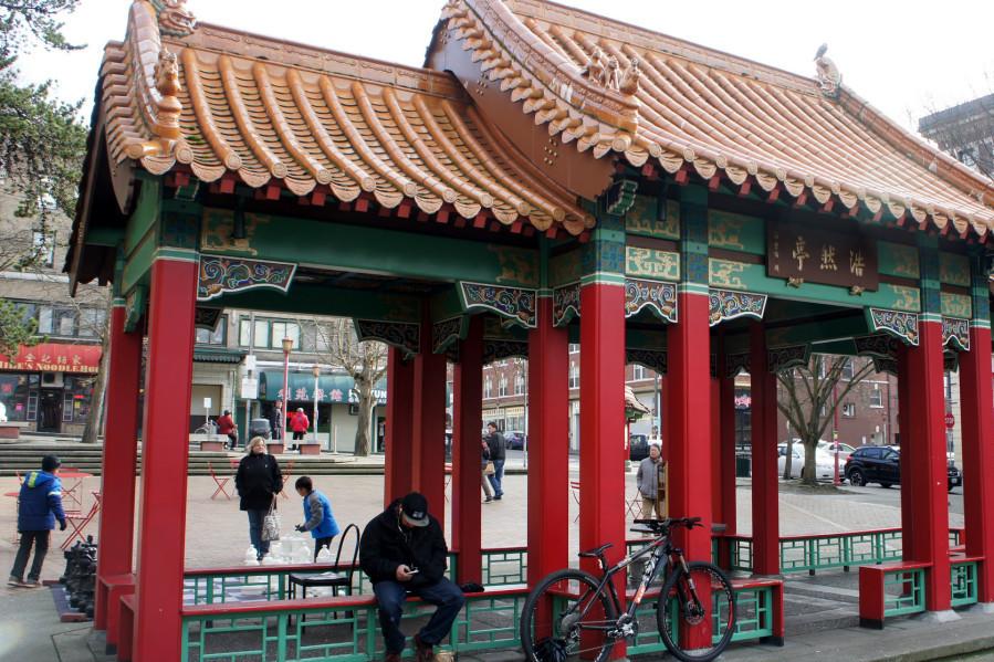 Visit Seattle's Chinatown-International District