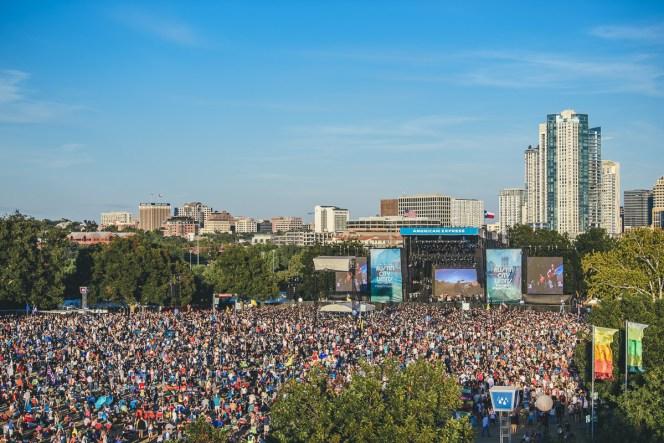 Participate in Austin City Limits Music Festival