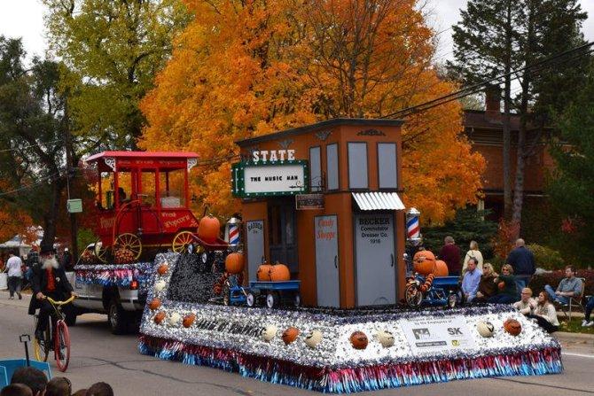 Sycamore Pumpkin Festival in Illinois