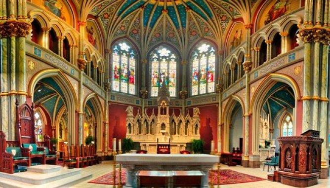 Cathedral of St John the Baptist Savannah Georgia