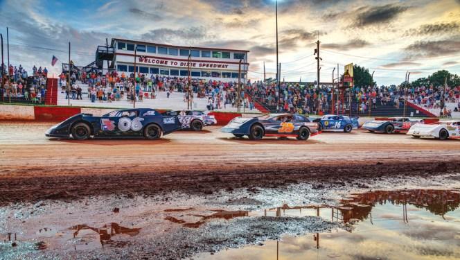 Dixie Speedway in Georgia