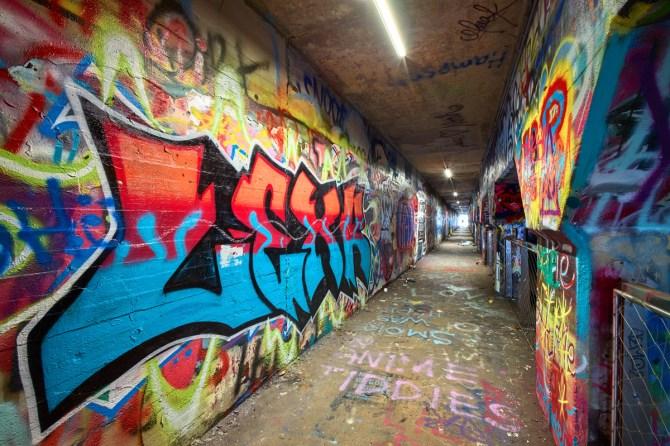 Krog Steel Tunnel