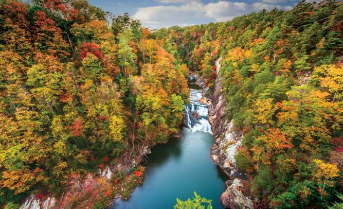 Things to Do in Georgia Tallulah Gorge State Park