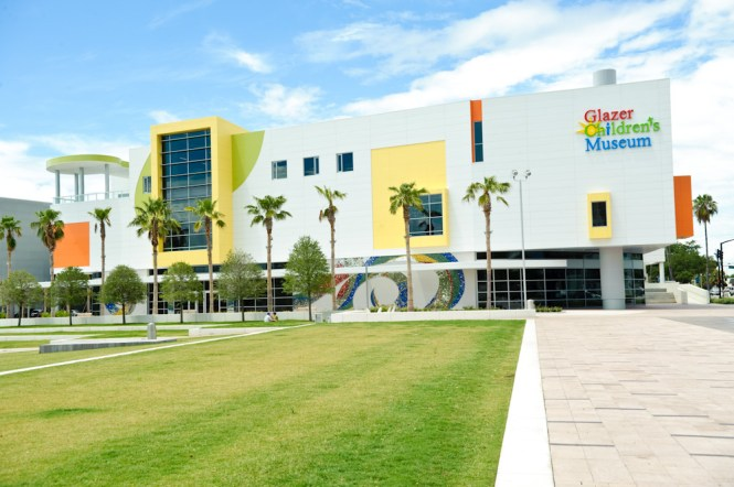 Things to do in Tampa Glazer Children's Museum