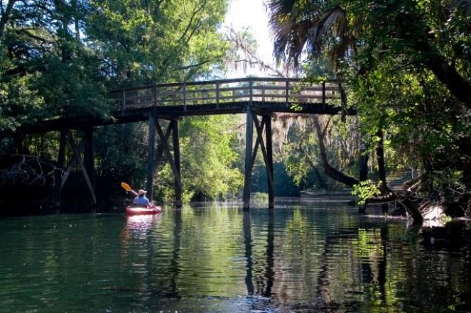 Visit Hillsborough River State Park