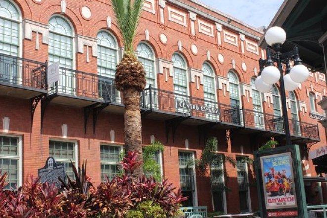 Walk Ybor City Tampa