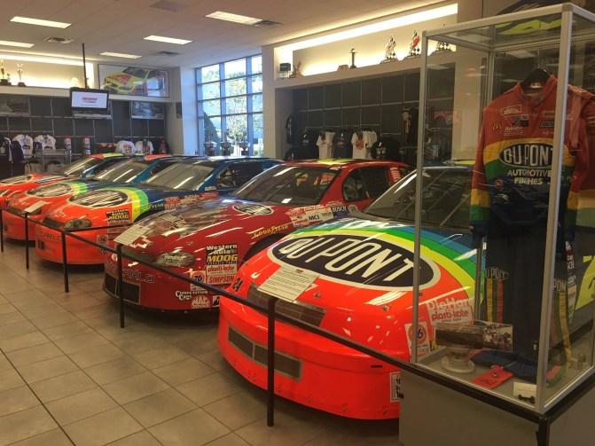 Hendrick Motorsports Complex Charlotte NC