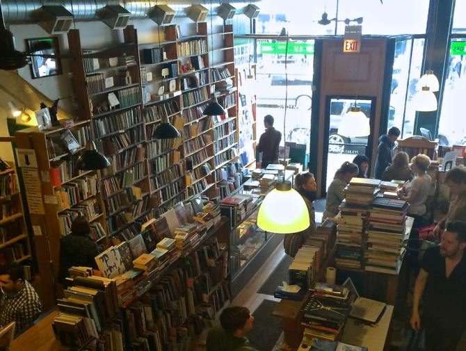 Myopic Books in Chicago, Illinois