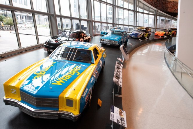 Things To Do In Charlotte NC NASCAR Hall of Fame