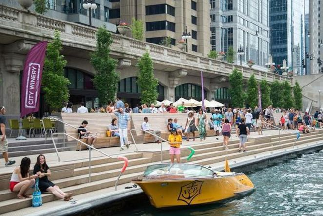 Things to do in Chicago River Walk