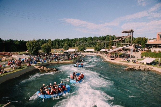 US National White Water Center