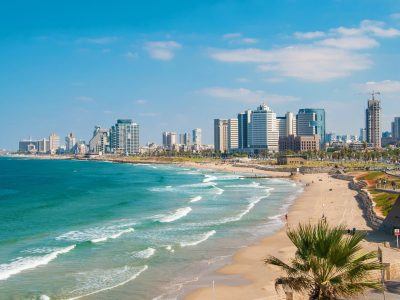 The Mystical Tel Aviv's Traveler Journal