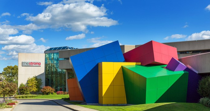 The Strong National Museum of Play