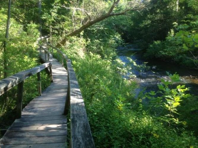 Things to do in Rochester NY Channing H. Philbrick Park