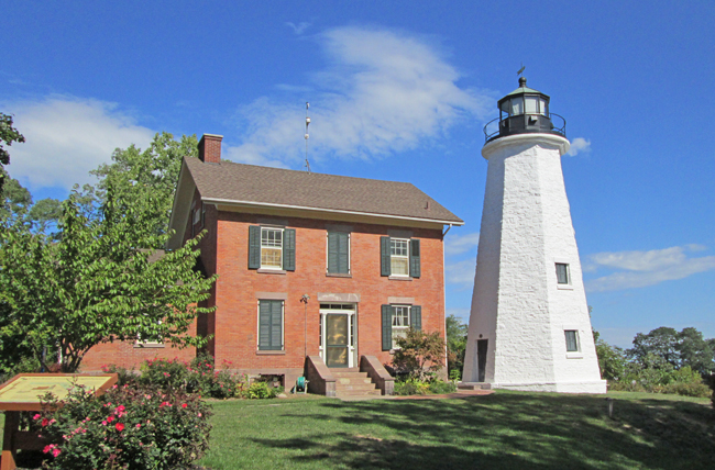 Things to do in Rochester NY Charlotte-Genesee Lighthouse