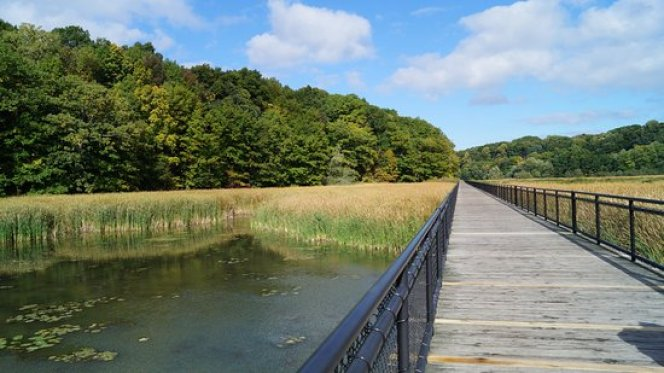 Things to do in Rochester NY Genesee Riverway Trail