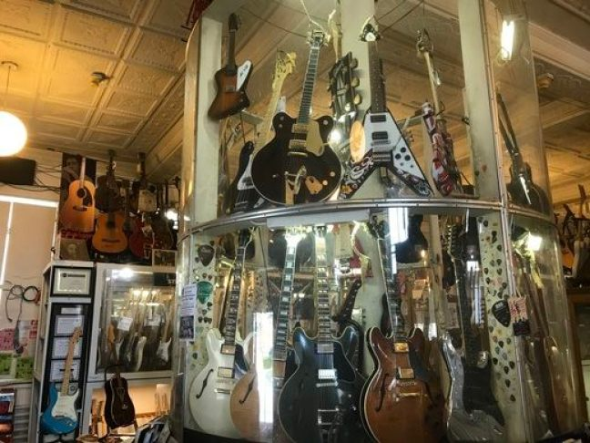 Things to do in Rochester NY House of Guitars