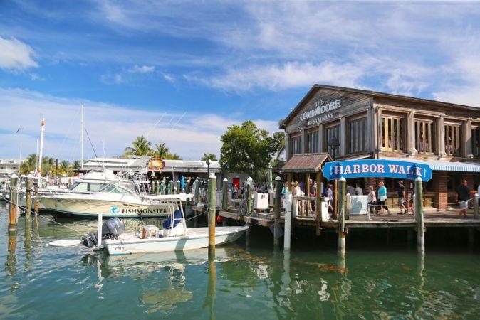 Key West Historic Seaport and Harbor Walk