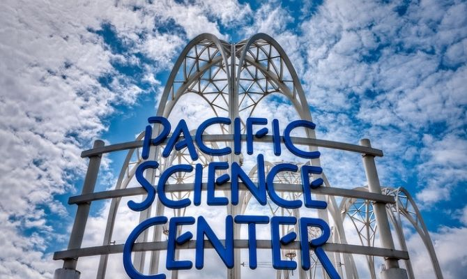 Pacific Science Center Seattle