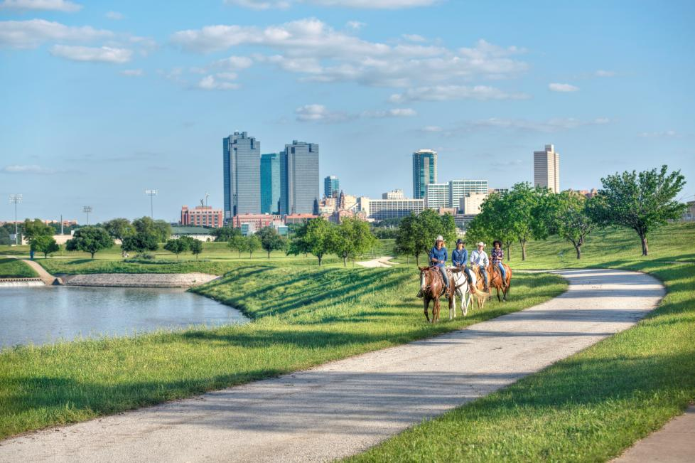 Things to Do in Fort Worth Trinity Park