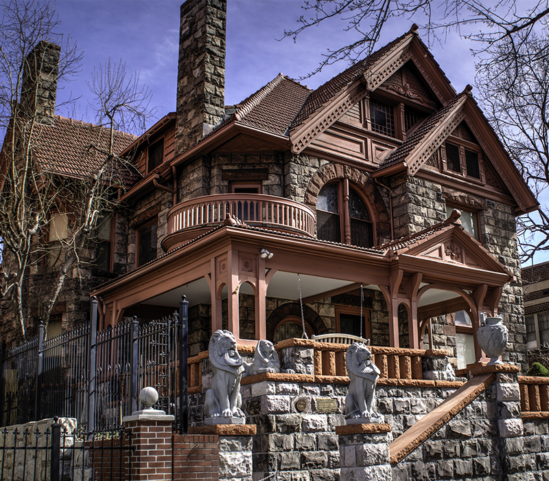 Things to do in Denver Molly Brown House Museum