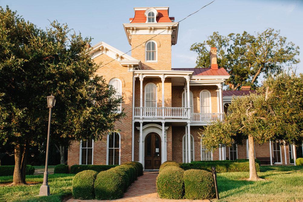 East Terrace Museum