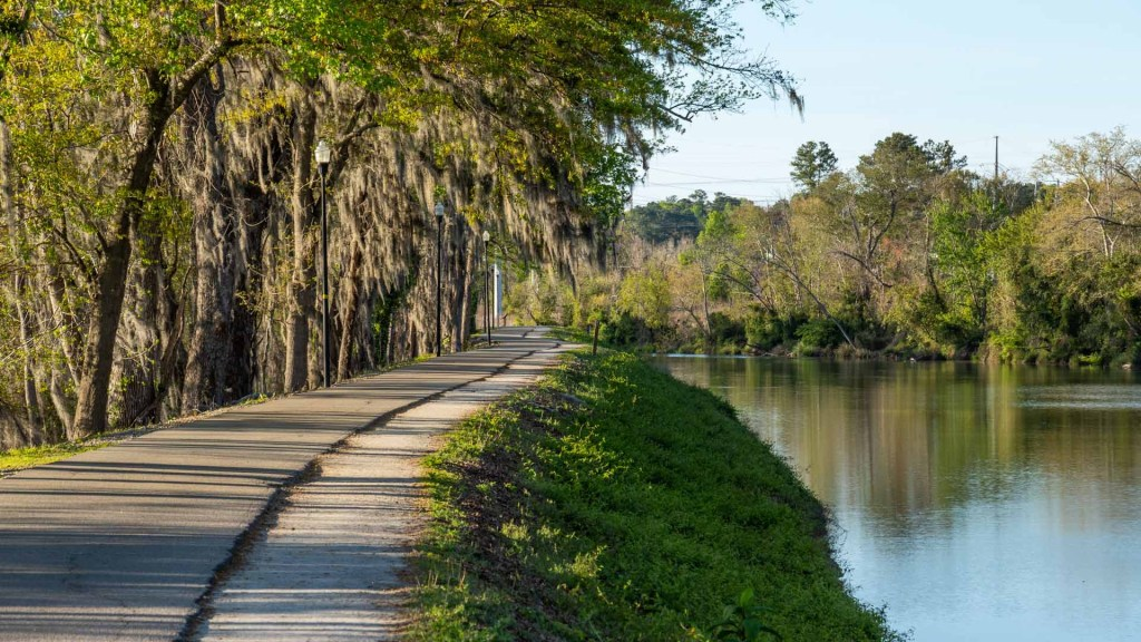 Columbia Canal and Riverfront Park