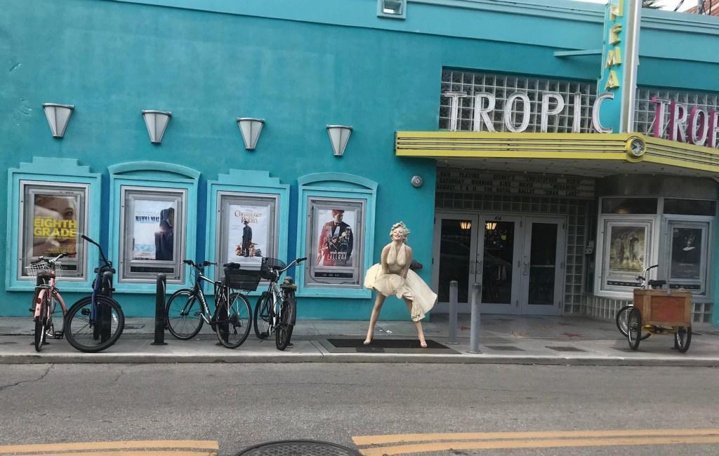 Key West Attractions Tropic Cinema