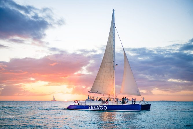 Things to do in Key West Sebago Boat Tours