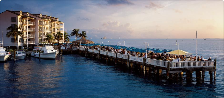 Things to do in Key West Sunset Pier