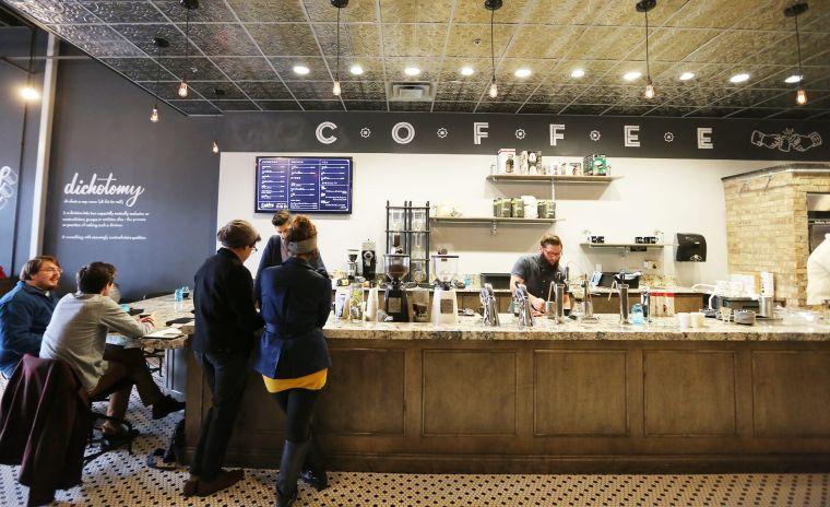 Dichotomy Coffee and Spirits