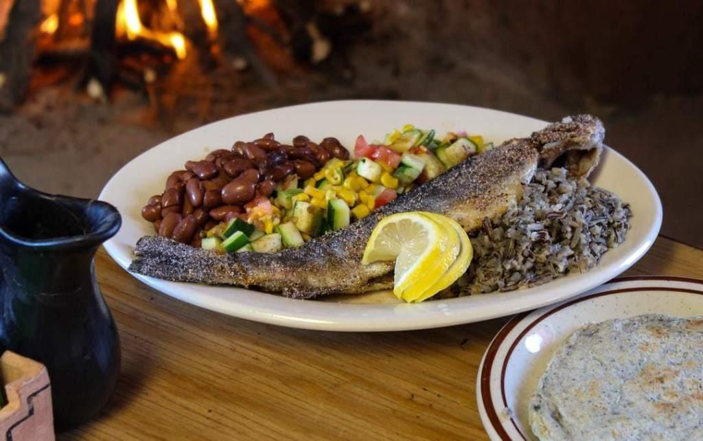 Tiwa Kitchen Restaurant NM