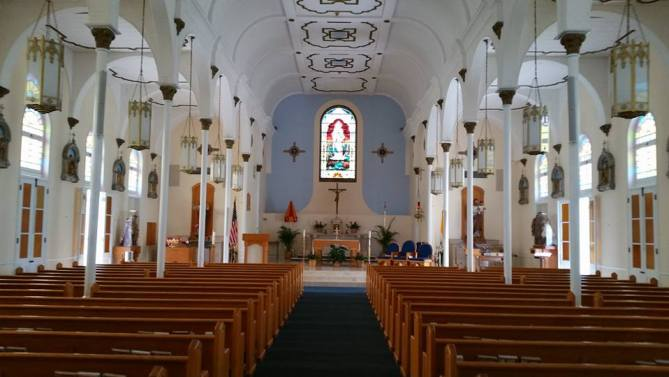 Basilica of Saint Mary Star of the Sea