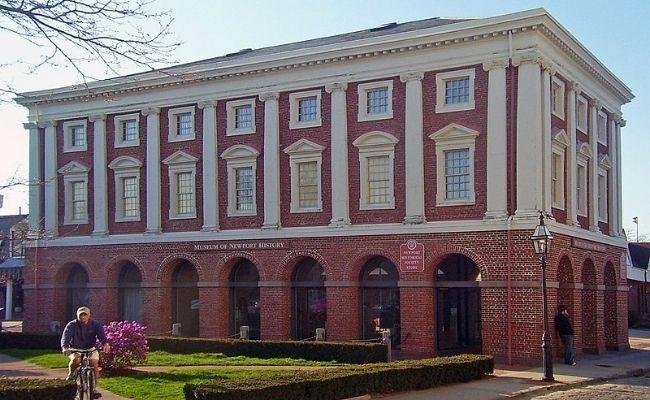 Museum of Newport History Newport RI