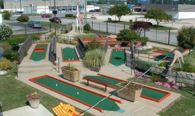 Put Zone Fun Center Champaign IL