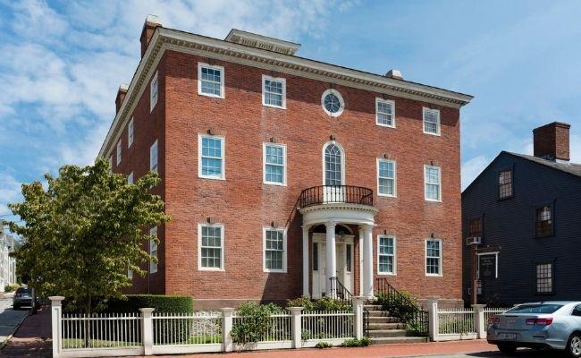 Samuel Whitehorne House Newport