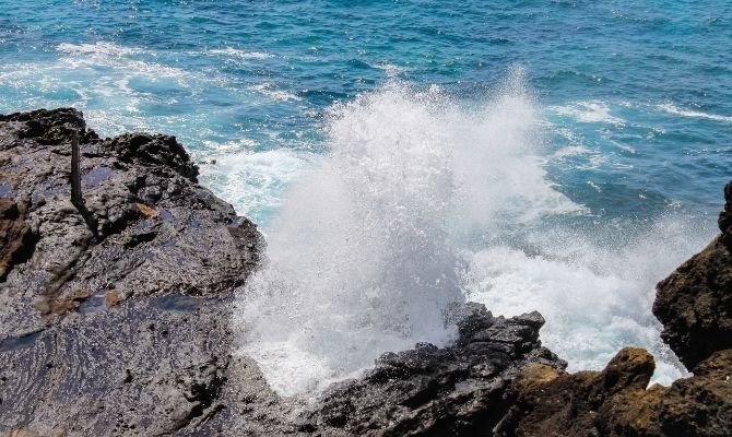 Things to Do in Honolulu Halona Blowhole